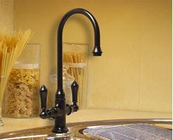 GRAFF Traditional Vista Bar Faucet - Olive Bronze